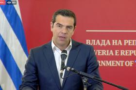 Ципрас: Не можеш да бараш солидарност од ЕУ, а да не покажуваш солидарност и поддршка кон грчките острови