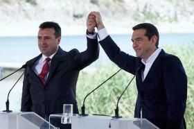 Заев и Ципрас добитници на Меѓународната награда за мир на Вестфалија за Преспанскиот договор