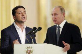 Путин: Секогаш постои надеж за подобрување на односите со Украина