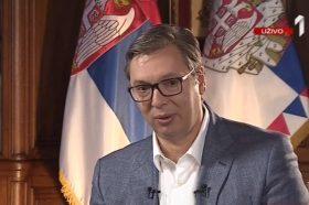 Вучиќ свикал итен состанок со министрите