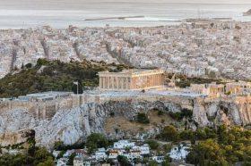 ШТРАЈК ВО ГРЦИЈА: Атина утрово остана без јавен превоз