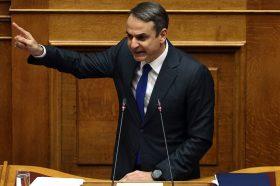 Мицотакис го избриша поранешниот фудбалер Загоракис од групата европратеници на Нова демократија