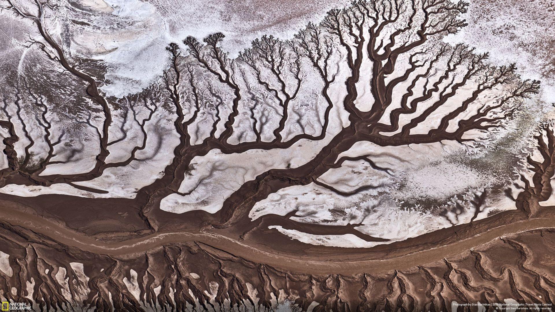 """""""Реката Колорадо"""" (Stas Bartnikas/Your Shot/National Geographic) - избор на публиката во категорија """"Природа"""""""