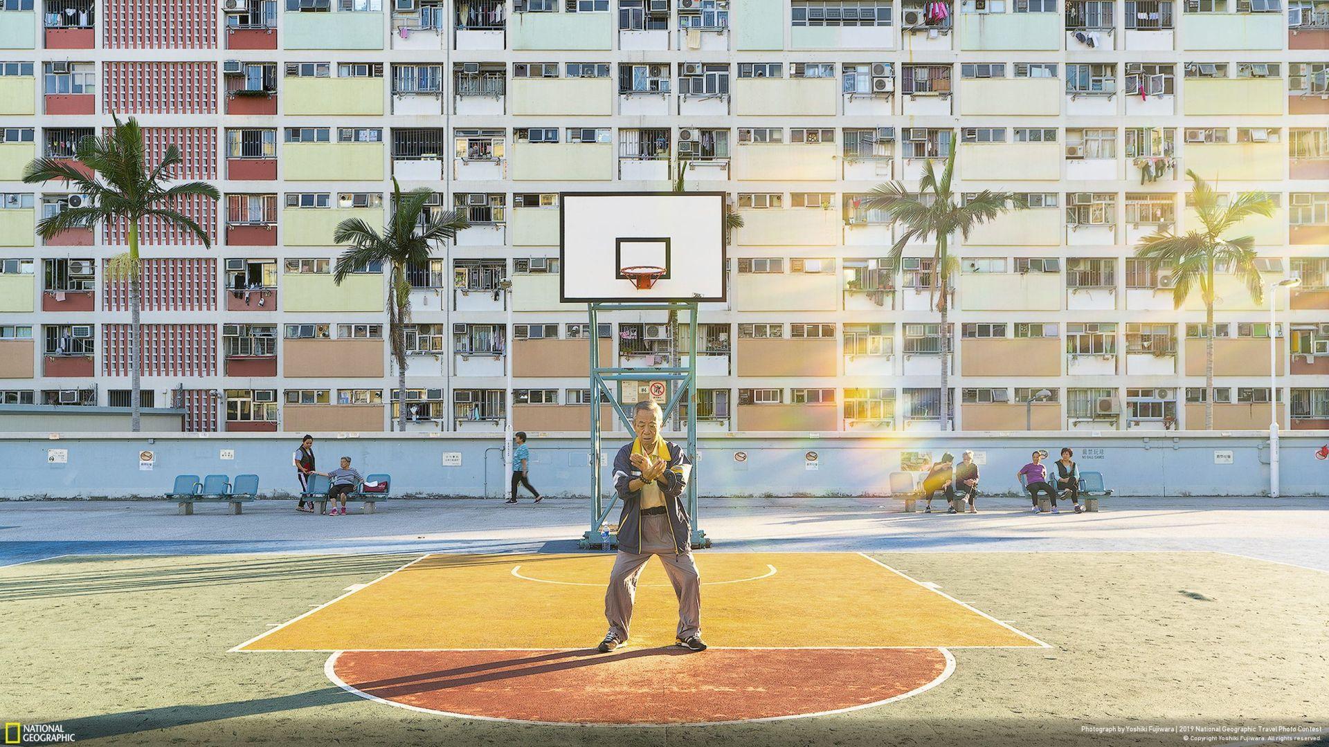 """""""Дневна рутина"""" (Yoshiki Fujiwara/Your Shot/National Geographic) - второ место во категорија """"Луѓе"""""""