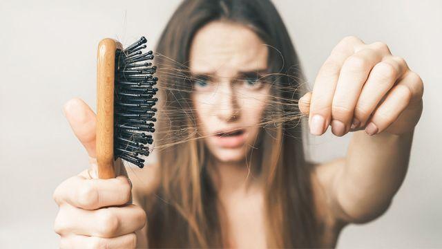 опаѓање коса