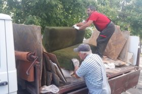 Општина Кисела Вода бесплатно ќе собира кабаст отпад