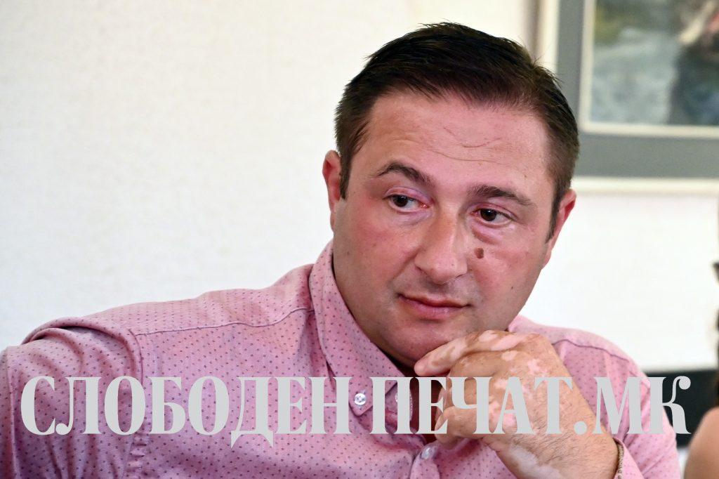 Коста Дуковски-претседател на здружение Макканабис