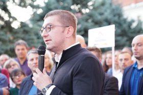 Мицкоски: Се забавував кога зборував со господинот Зоран Заев