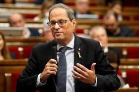 Каталонскиот регионален Парламент му го одзеде пратеничкото место на Квим Тора
