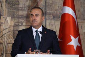 Чавушоглу: Турција е подготвена за соработка за да го врати мирот на Блискиот Исток