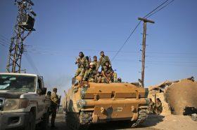 Сириската војска презеде контрола врз стратешки град