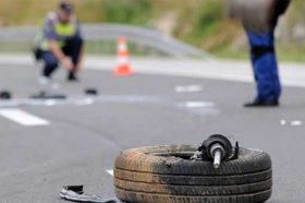 Избегал возачот кој повреди двајца пешаци во Струмица