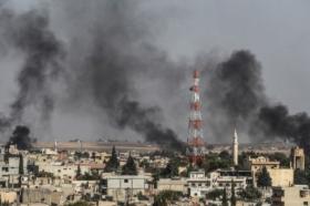 Турските сили гранатирале над 200 цели на сириските владини сили во Идлиб