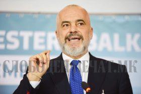 Еди Рама: Во Албанија нема ниту еден случај на коронавирус