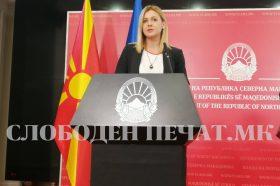 Ангеловска: Буџетот е во добра кондиција, јавниот долг е стабилен