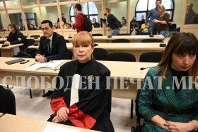 Русковска: Боки 13 не беше уапсен во библиотека, туку при бегство