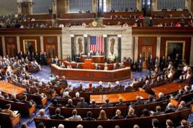 Расправија во Сенатот за правилата на процесот на импичмент на Трамп