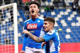 Со Елмас на теренот е полесно, Наполи го елиминира Лацио во Купот (ВИДЕО)