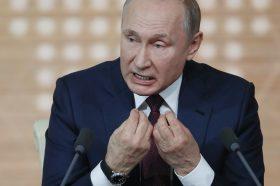Путин: Да не штедиме напори за решавање на конфликтот во Либија