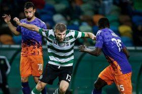 Крај во Лига Европа за Ристовски и Спортинг Лисабон! (ВИДЕО)