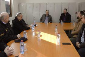Министерот Наќе Чулев во работна посета на ПО Шуто Оризари