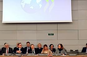Ангеловска ја потпиша Мултилатералната конвенција на ОЕЦД за мерки за спречување даночна евазија