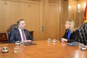Средба Спасовски-Петровиќ: Црна Гора ги поддржува евроинтеграциите на Македонија