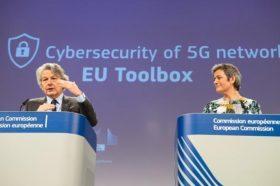 Европската Комисија ги претстави мерките за безбедност на 5Г мрежата