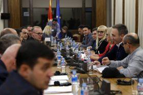 Претставниците на ВМРО-ДПМНЕ ја напуштија средбата за Законот за јавно обвинителство