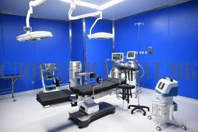 Нова хируршка сала отворена на Клиниката за торакална и васкуларна хирургија (ФОТО)