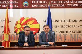 Деркоски: Избирачкиот список никогаш нема да биде идеално чист