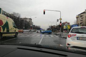 Затворен дел од Партизанска заради дојавата за бомба во Сити Мол