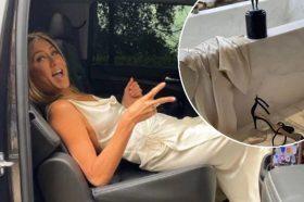 Хаос поради објавата на Џенифер Анистон утрото по SAG – Дали Бред Пит го соблече тоа? (ФОТО)