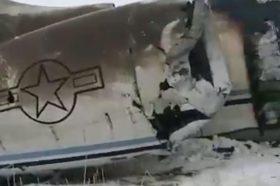 Урнатиот авион во Авганистан е на армијата на САД
