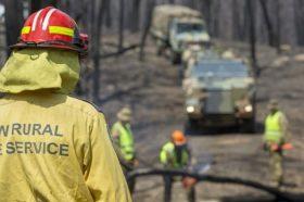 Дождовите спас од Бога: Стивнаа пожарите во Австралија