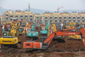 Ќе се гради втора болница во Вухан за лекување на пациенти од коронавирусот