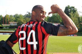 Милан ќе му оддаде почит на Коби Брајант! (ВИДЕО)