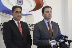 Османи: Владата се обидува максимално да биде во коректни односи со медиумите