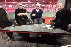 Цензура во живо: На клупска телевизија зборуваше за долгот на Јунајтед, водителот го замолкна (ВИДЕО)
