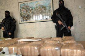 Минатата година црногорската полиција заплени околу 1,9 тони дрога и 6.642 таблети