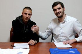 Бенјамин Демир е нов фудбалер на Шкупи
