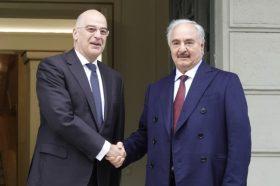 Генералот Хафтар согласен со сите забелешки на Грција