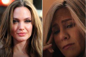 Џоли пијана ѝ се јавила на Анистон да ѝ каже дека Бред Пит ја изневерува