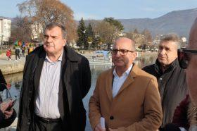 Раскинат договорот за концесија со Охридското Езеро, рибарите задоволни од одлуката