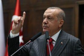 Ердоган: Не очекувам Хафтар да го почитува примирјето