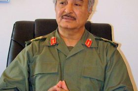 Хафтар: ЕУ треба да ја контролира испораката на оружје за сириските и турските платеници во Либија