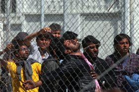 Генерален штрајк и протести на Лезбос, Самос и Хиос поради ситуацијата со мигрантите