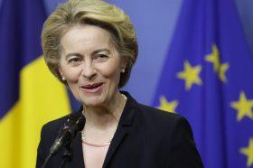 Фон дер Лајен: Барем четвртина од буџетот на ЕУ да биде за Зелениот договор
