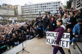 Грета од Лозана им порача на светските лидери: Сѐ уште немате видено ништо, доаѓаме во Давос