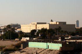 Нема жртви во ракетниот напад врз Амбасадата на САД во Багдад